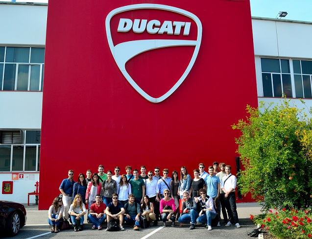 ducati marketers