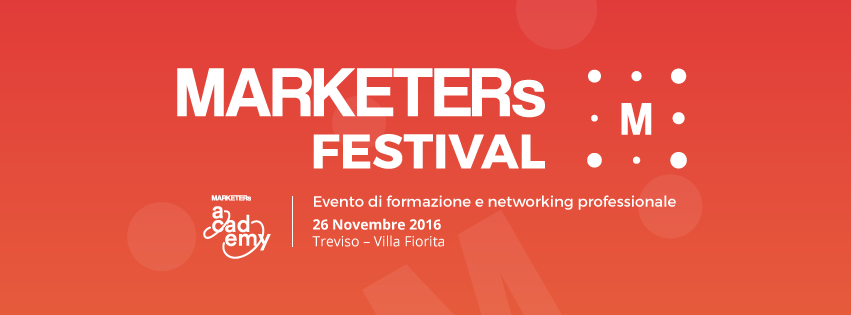 MARKETERs Festival 2016