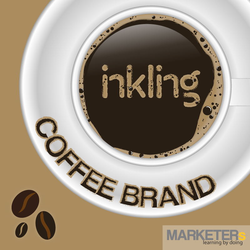Coffee Brand Inkling editoria content marketing