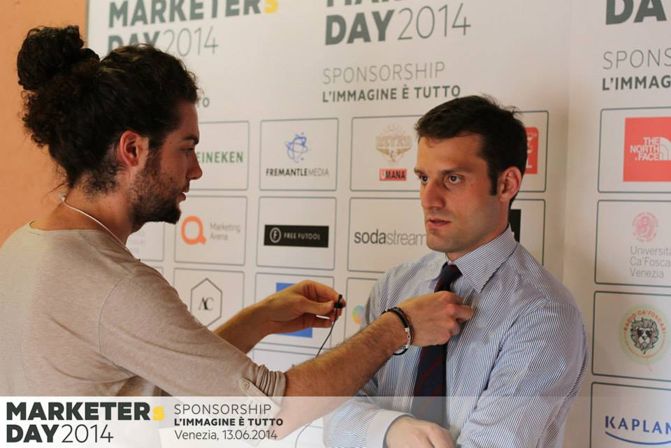 Marketers Day 2014 sponsorizzazione