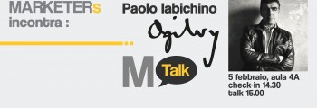 MTalk: Paolo Labichino
