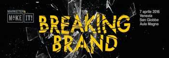 MakeIT! 2016 – Breaking Brand
