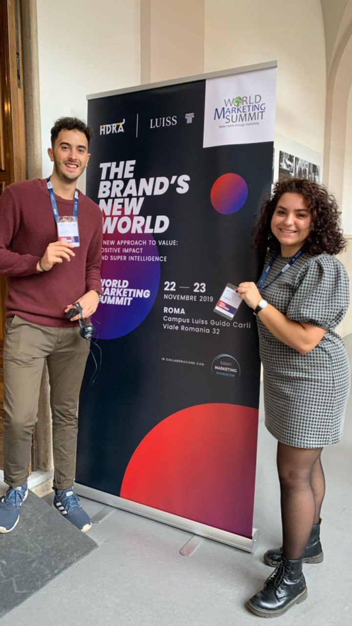 world marketing summit 2019 the brand's new world